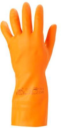 Ansell AlphaTec 87-955 Handschoen Oranje 8½-9