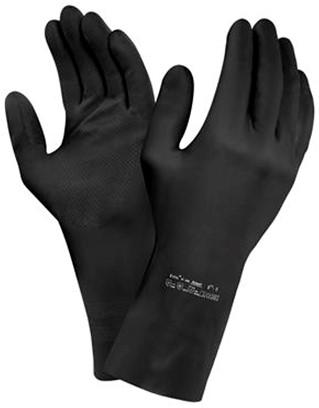 Ansell AlphaTec 87-950 Handschoen Zwart 7½