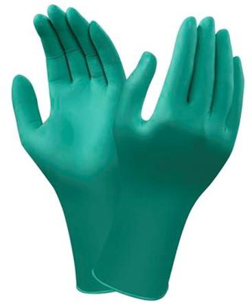 Ansell TouchNTuff 92-605 Handschoen Groen 8½-9