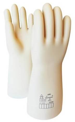 Electro Latex GP-4 Handschoen 10