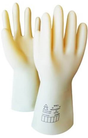 Electro Latex GP-0 Handschoen 8