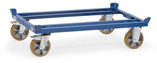 Palletonderwagen 22702 met polyurethaan wielen