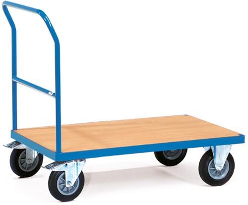 Platformwagen met open duwbeugel 2502 Laadvlak 1.000 x 700 mm