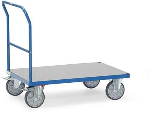 Duwbeugelwagen 2503 met hard PVC platform