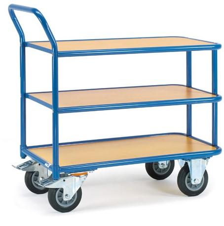 Tafelwagen 2612 Laadvlak 1.000 x 700 mm