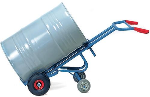 Vatensteekwagen 306 Massief rubber wielen 250 x 60 mm
