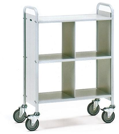Dossierwagen 4872 Laadvlak 720 x 350 mm - grijs