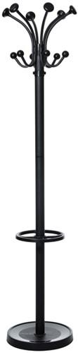 Kapstok MAUL Nubis staand zwart