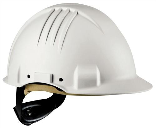 3M G3501 Veiligheidshelm Wit