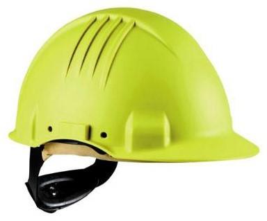 3M G3501 Veiligheidshelm Geel
