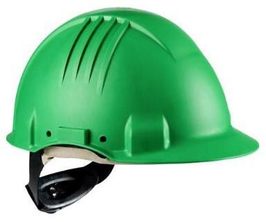3M G3501 Veiligheidshelm Groen