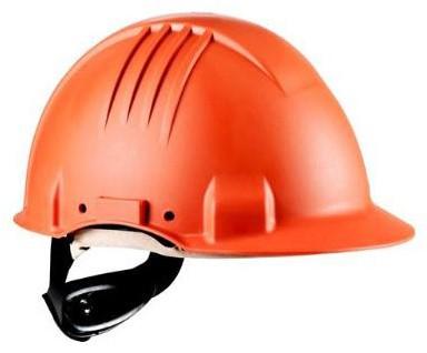 3M G3501 Veiligheidshelm Oranje