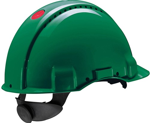 3M Peltor G3000NUV Veiligheidshelm Groen