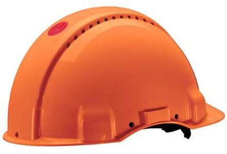 3M Peltor G3000CUV Veiligheidshelm Oranje