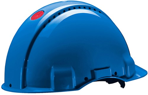 3M Peltor G3000DUV Veiligheidshelm Blauw