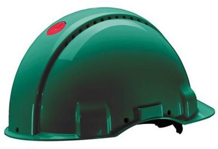3M Peltor G3000DUV Veiligheidshelm Groen