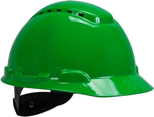 3M Peltor H-700N Veiligheidshelm Groen