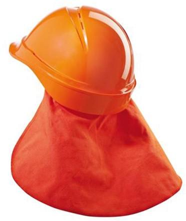 MSA Nomex Nekflap Oranje