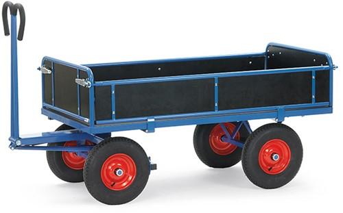 Handtrekwagen 6454 V Laadvlak 1.200 x 800 mm
