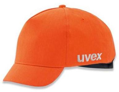 Uvex U-cap Sport Hi-viz 9794-491 Baseball Cap Fluo Oranje