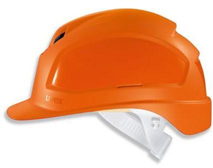 Uvex Pheos B 9772-220 Veiligheidshelm Oranje