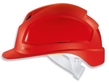 Uvex Pheos B 9772-320 Veiligheidshelm Rood