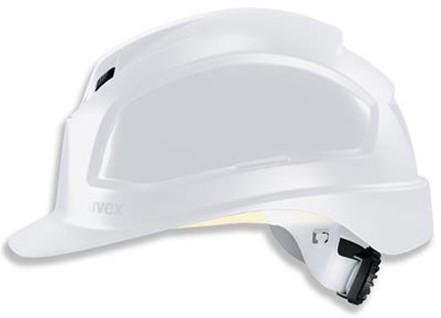 Uvex Pheos B-WR 9772-030 Veiligheidshelm Wit