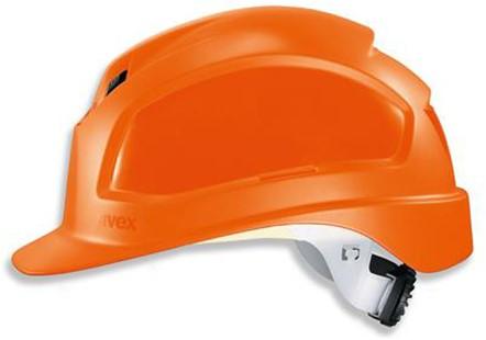 Uvex Pheos B-WR 9772-230 Veiligheidshelm Oranje