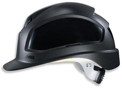 Uvex Pheos B-WR 9772-930 Veiligheidshelm Zwart