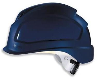 Uvex Pheos B-S-WR 9772-531 Veiligheidshelm Blauw