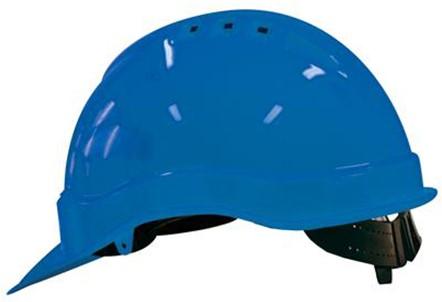M-Safe MH6000 Veiligheidshelm Blauw