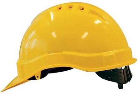 OXXA® Apia 8000 Veiligheidshelm Geel