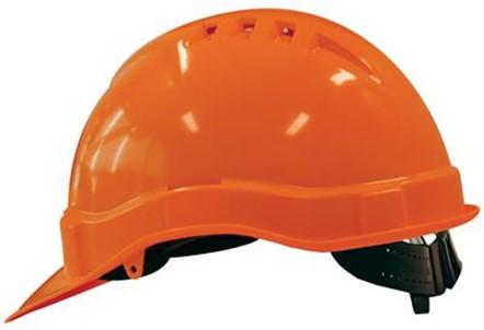 M-Safe MH6000 Veiligheidshelm Oranje