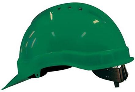 M-Safe MH6000 Veiligheidshelm Groen