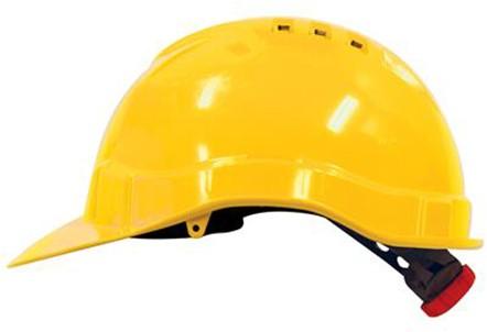 OXXA® Asmara 8050 Veiligheidshelm Geel