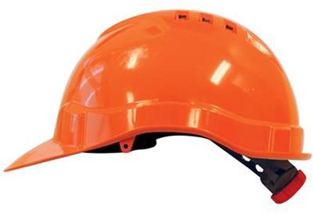 M-Safe MH6010 Veiligheidshelm Oranje
