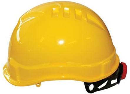 OXXA® Astana 8070 Veiligheidshelm Geel