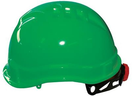 M-Safe MH6030 Veiligheidshelm Groen