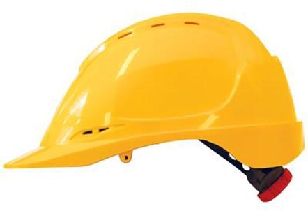M-Safe MH6020 Veiligheidshelm Geel