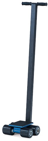 Onderzetroller, zwenkbaar 6956 Draagvlak 185 x 150 mm - 3 ton