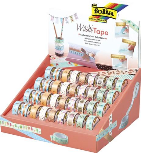 Washi tape Folia hotfoil