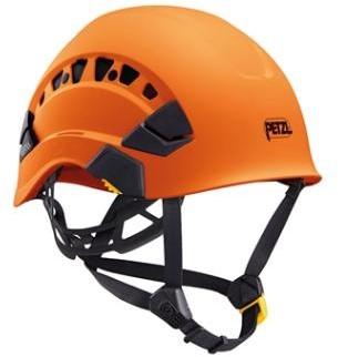 Petzl Vertex Vent Alpinehelm Oranje