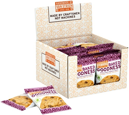 Koeken Bio Goodness haver/noten 20x35g