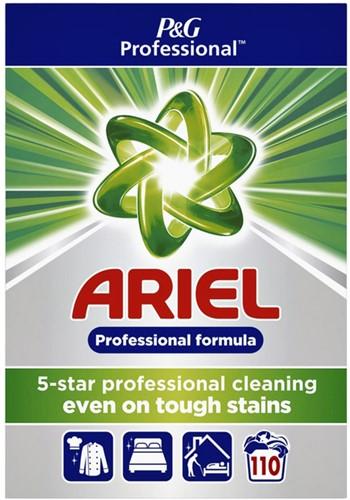 Wasmiddel Ariel regular poeder 110 scoops