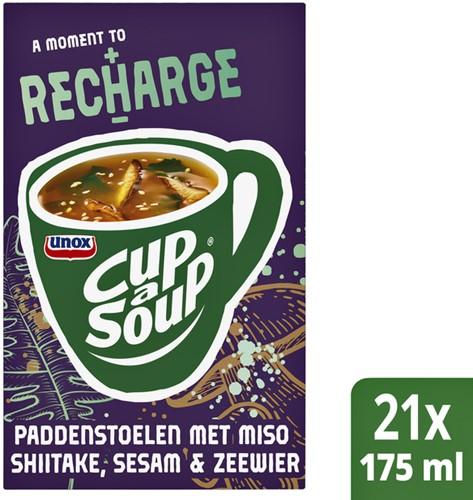 Cup-a-soup Recharge champignon 21 zakjes