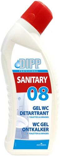 Sanitairontkalker DIPP gel