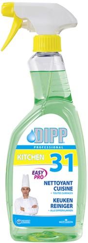 Keukenreiniger DIPP spray easy pro