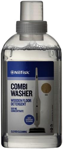 Reinigingsmiddel Nilfisk Combi voor hout