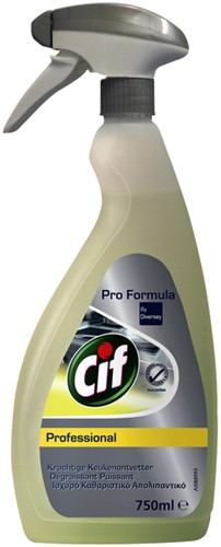 Keukenontvetter Cif Professional 750ml