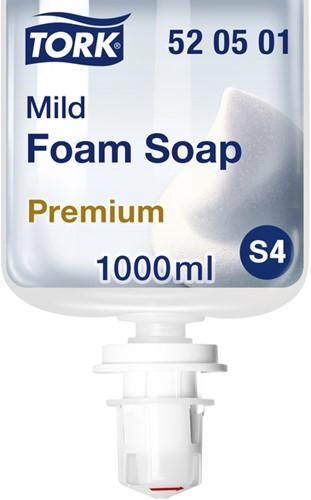 Handzeep Tork S4 520501 mild, geparfumeerd 1000ml